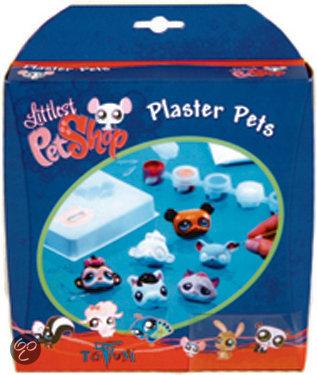 Littlest Petshop Gips Figuren