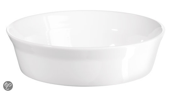ASA Selection 250°C plus Poletto Ovenschaal - Rond - Ø 20 cm
