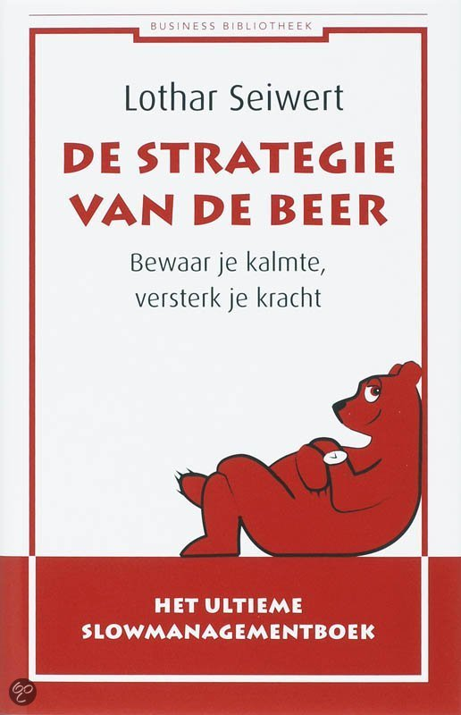 De strategie van de beer