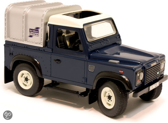 1:16 Big Farm Land Rover