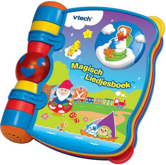 bol.com : VTech Magisch liedjesboek,VTech : Speelgoed