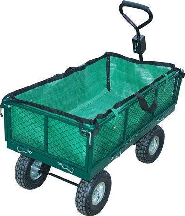 vidaXL Tuinkar Transportkar vouwbaar 350kg 40104