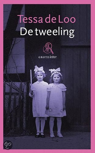 Citaten Boek De Tweeling : Nederlandse literartuur de tweeling tessa loo