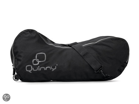 Quinny Zapp - Travel Bag - Zwart