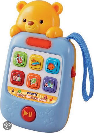 VTech Baby Muziek Speler