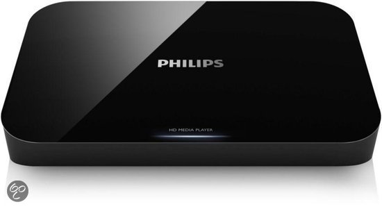 Philips HMP5000 - HD-mediaspeler - Zwart