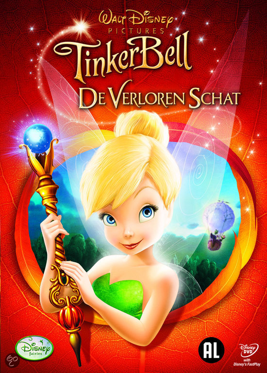 Tinkerbell - De Verloren Schat