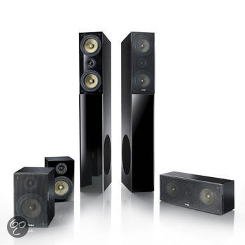 teufel theater 4 hybrid 5 2 home cinema set. Black Bedroom Furniture Sets. Home Design Ideas