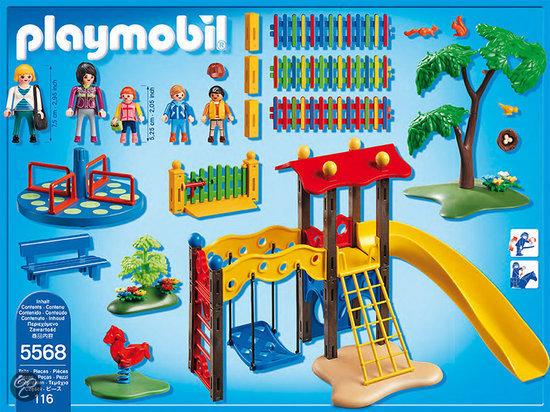 playmobil speeltuintje 5568 playmobil speelgoed. Black Bedroom Furniture Sets. Home Design Ideas