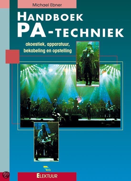 Handboek PA-techniek + CD-ROM