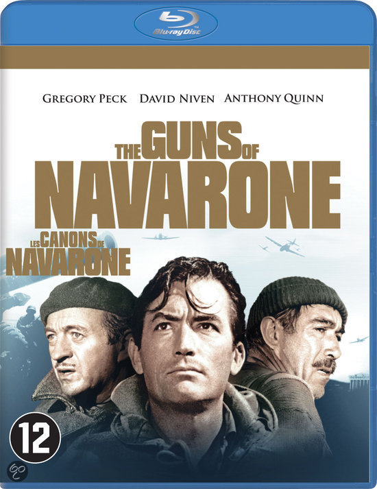 Guns Of Navarone, The (Blu-ray)