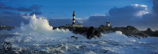 Lighthouse Le CrŽac'h - Legpuzzel - 1000 Stukjes