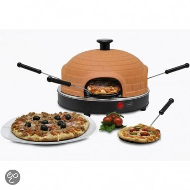 Pizzarette 4 persoons Pizza Oven