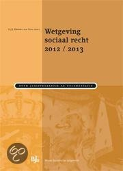 Wetgeving sociaal recht  / 2013/2014