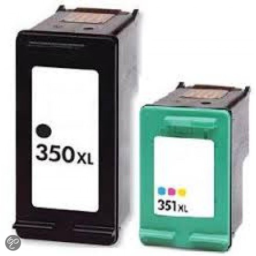 hp 350 en 351 multipack huismerk topcartridge cartridge. Black Bedroom Furniture Sets. Home Design Ideas