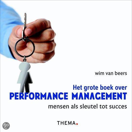 Het grote boek over human performance management ebook for Het boek over jou