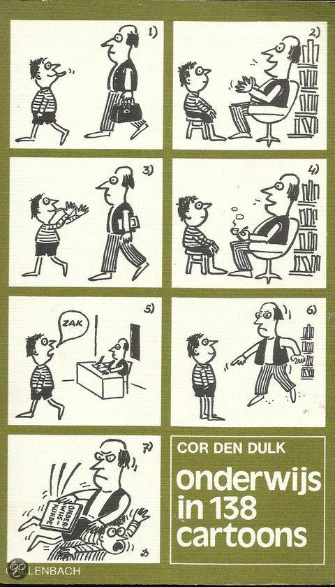 Onderwijs in 138 cartoons