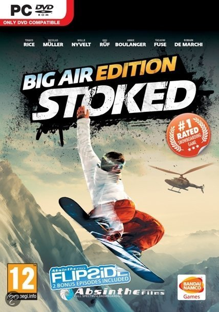 Stoked, Big Air Edition  (DVD-Rom)