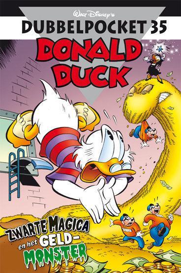 Donald Duck Pocket / 35 Zwarte Magica en het Geldmonster