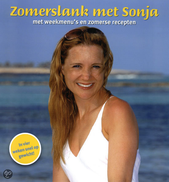 Zomerslank met Sonja