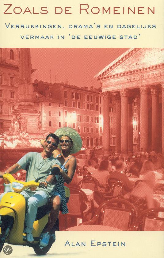 Zoals de romeinen alan epstein 9789055018093 boeken - Zoals mediterrane ...