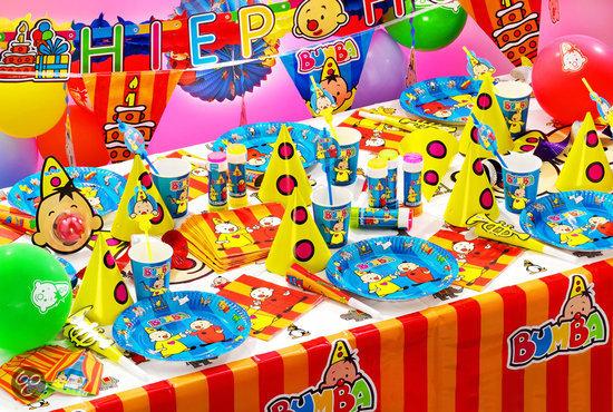 Bumba decoratie feestpakket speelgoed - Decoratie slaapkamer jongen jaar ...