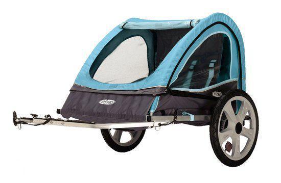 bol.com | Ridder Ride - Instep Basic Fietskar - Blauw ...