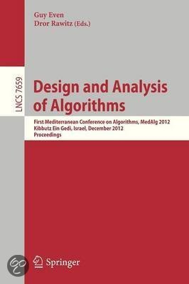 ex3 design and analysis of algorithms An algorithm is a sequence of steps to solve a problem design and analysis of  algorithm is very important for designing algorithm to solve different types of.