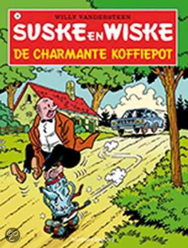 Suske en Wiske 106 De charmante koffiepot