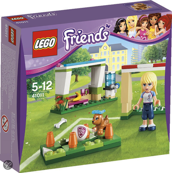LEGO Friends Stephanie's Voetbaltraining - 41011
