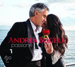 Andrea Bocelli - nieuw album Passione en op Valentijnsdag in de bioscoop