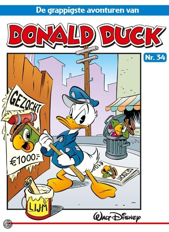 De Grappigste Avonturen Van Donald Duck