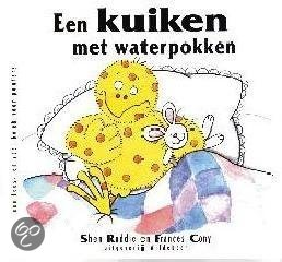 Een Kuiken Met Waterpokken