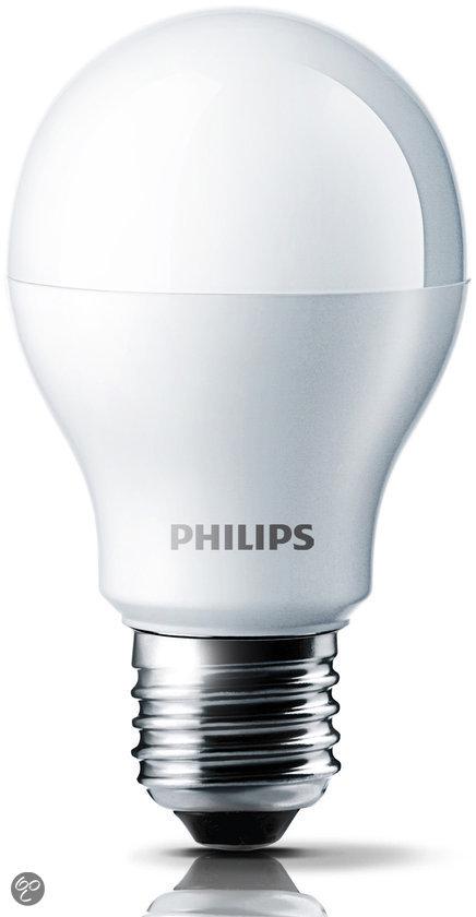 bol.com  Philips LED Lamp - Kogel - Mat - 6W = 32W - E27 Fitting - 1 ...