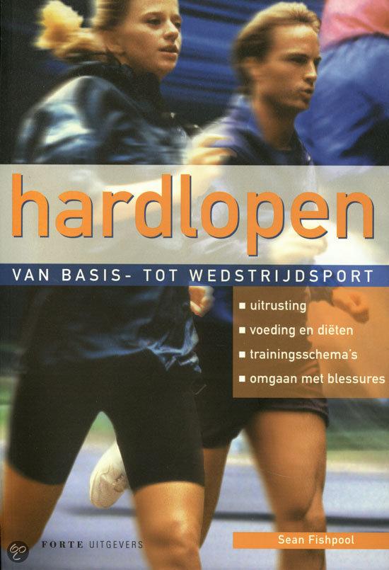 Cover van het boek 'Hardlopen'