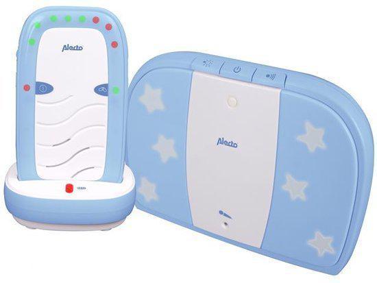 Alecto DBX-75 - Babyfoon - Blauw
