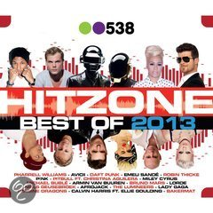 538Hitzone - Best Of 2013