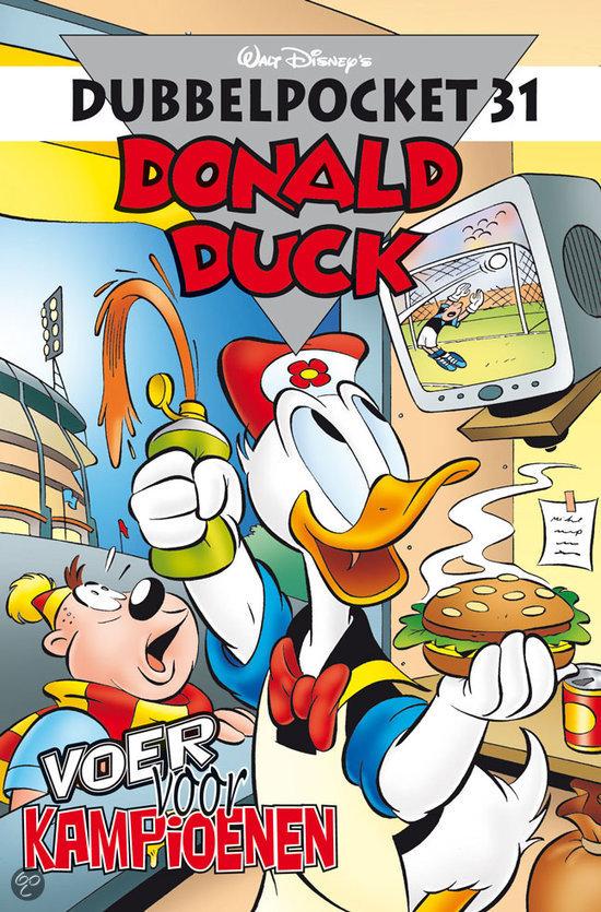 D Duck Dubbelpocket 31