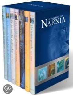 De kronieken van Narnia (set van 7 delen)