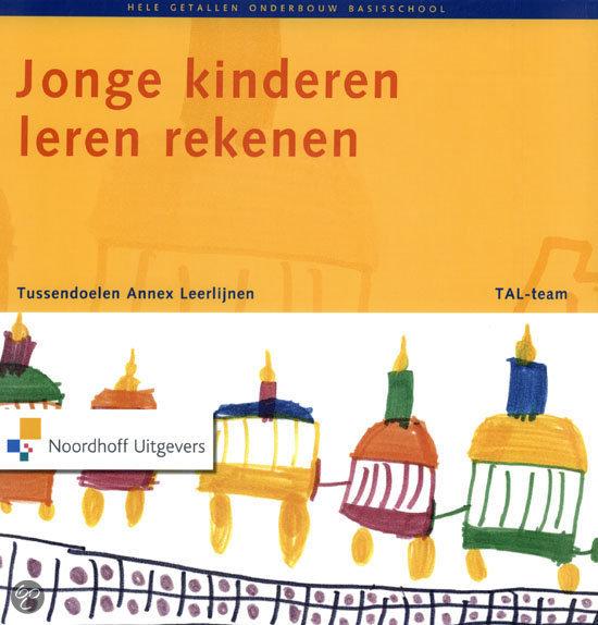 Jonge kinderen leren rekenen + CD-rom