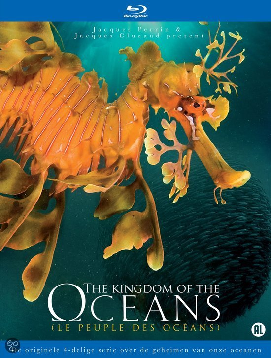 Kingdom Of The Oceans, The (Blu-ray)
