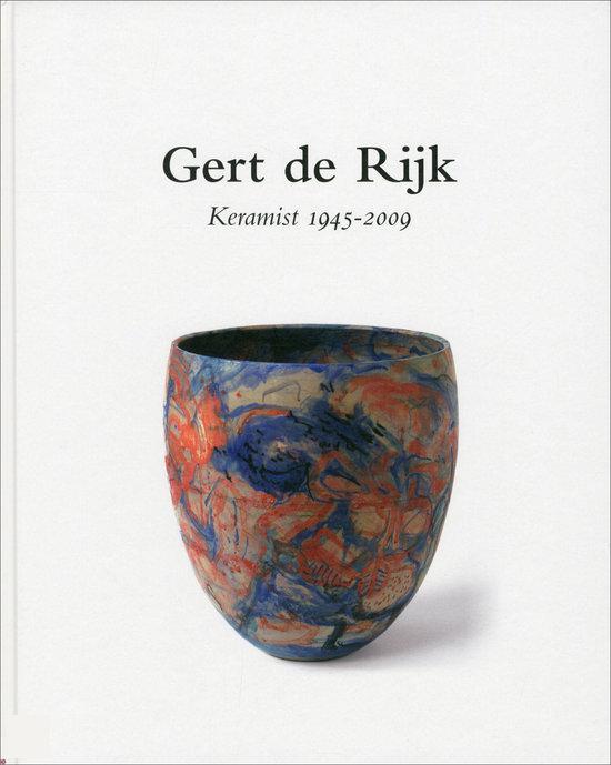 Gert De Rijk, Keramist 1945-2009