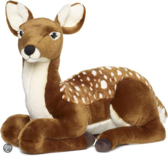 bol com   WWF Hertje Liggend,Wereld Natuur Fonds   Speelgoed