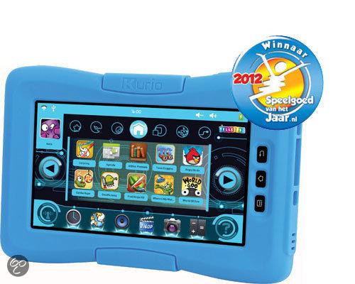 Kurio kinder tablet 7 inch telekids blauw