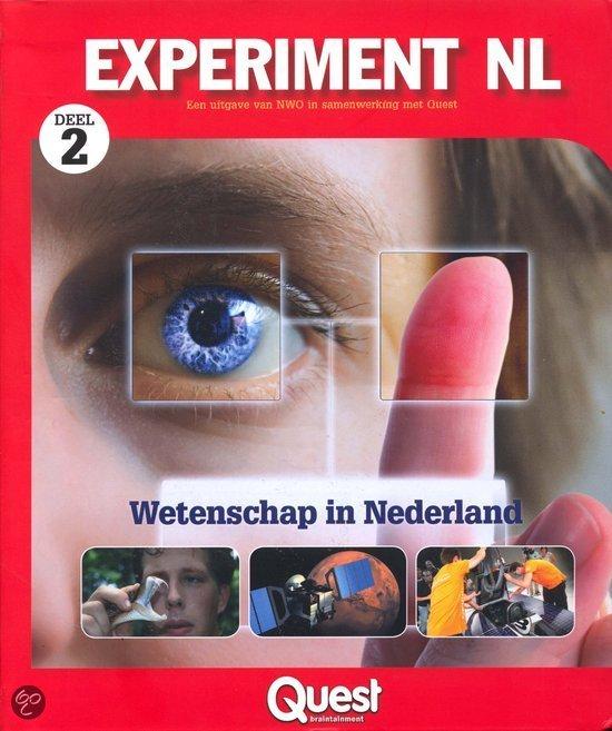 Quest Experiment NL / Deel 2
