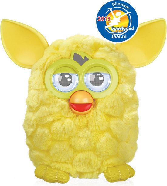 Furby Sprite - Geel