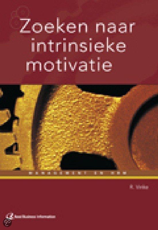 Zoeken naar intrinsieke motivatie