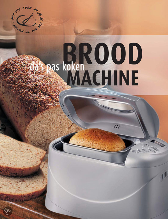 Broodmachine- Da's Pas Koken