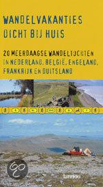 Cover van het boek 'Wandelvakanties dicht bij huis'