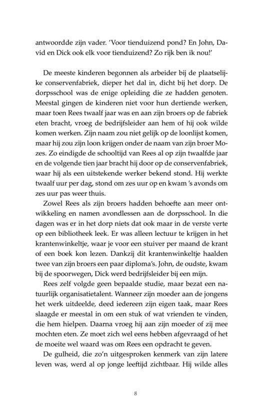 Rees Howells - Op De Bres